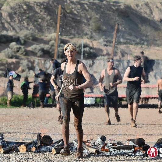 Eva Steinwald Spartan Race
