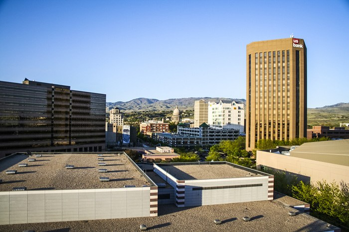 downtown boise rooftop