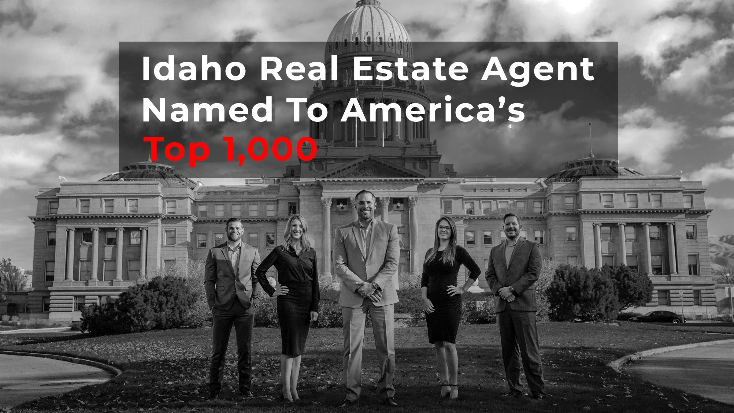 Idaho Real Estate Agent Named to America's Top 1,000