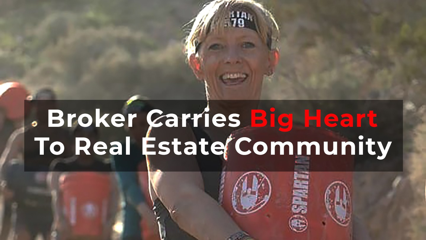 Boise Broker Carries Big Heart to Real Estate Community