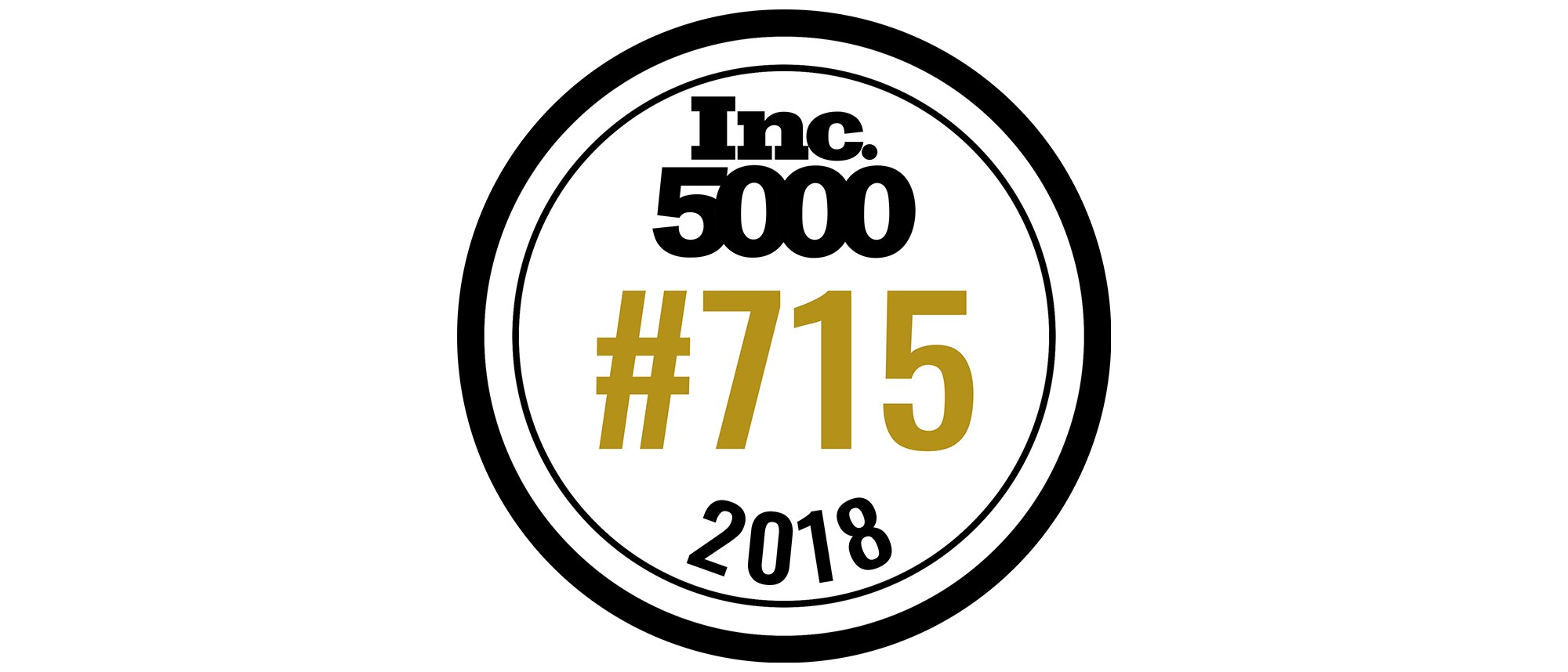inc 5000 award n.715