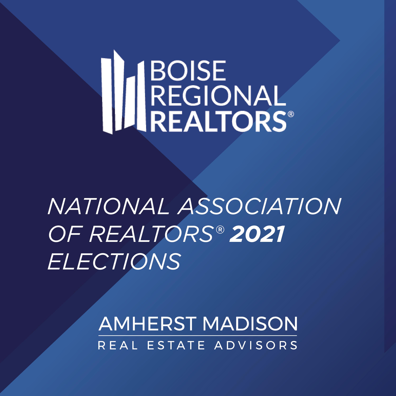 Boise Regional Realtor Elections 2021 | AM Candidates
