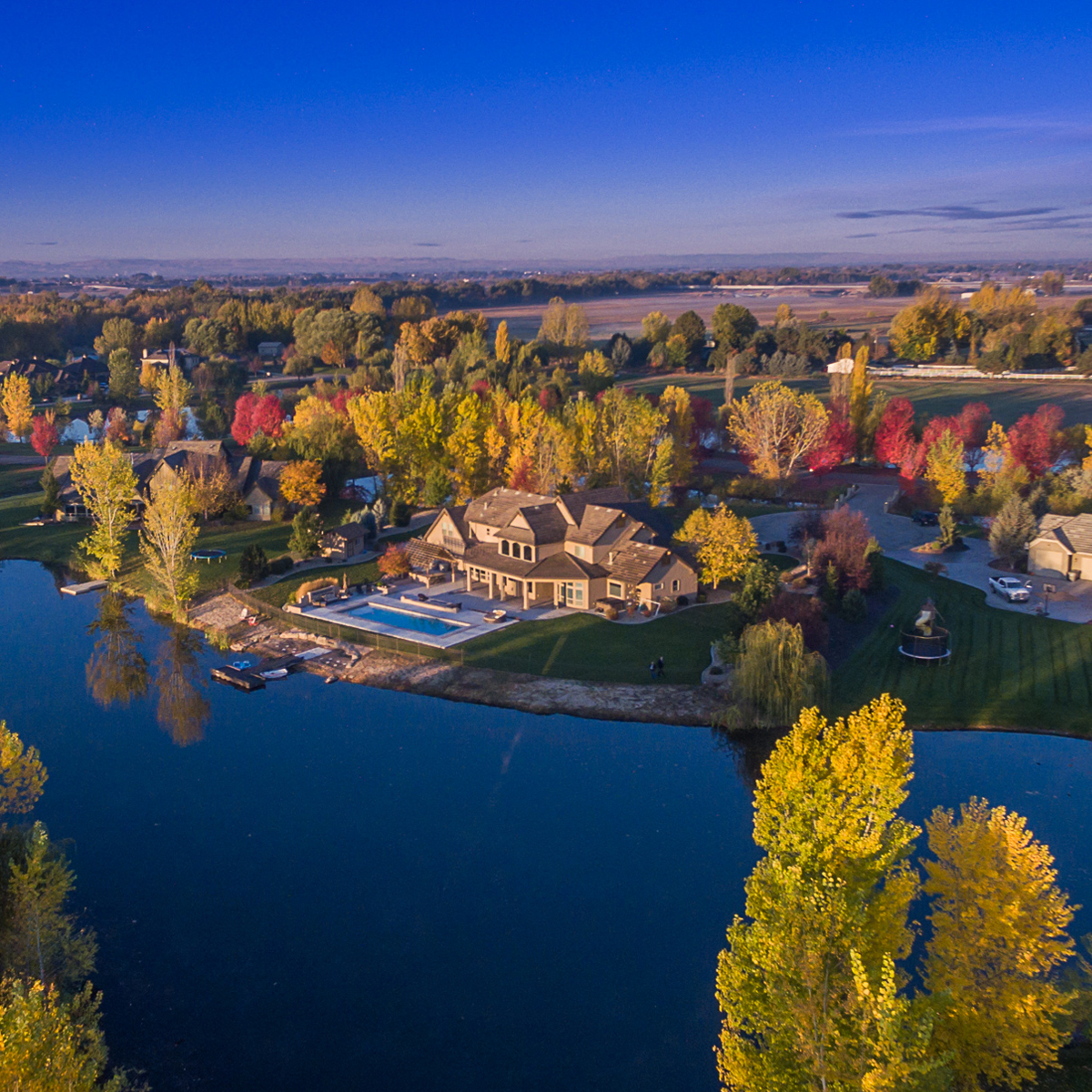 Idaho Luxury Real Estate