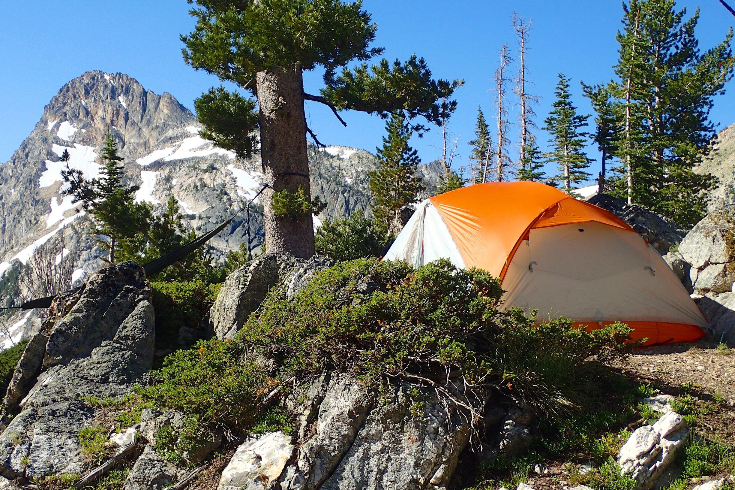 Camping in Idaho