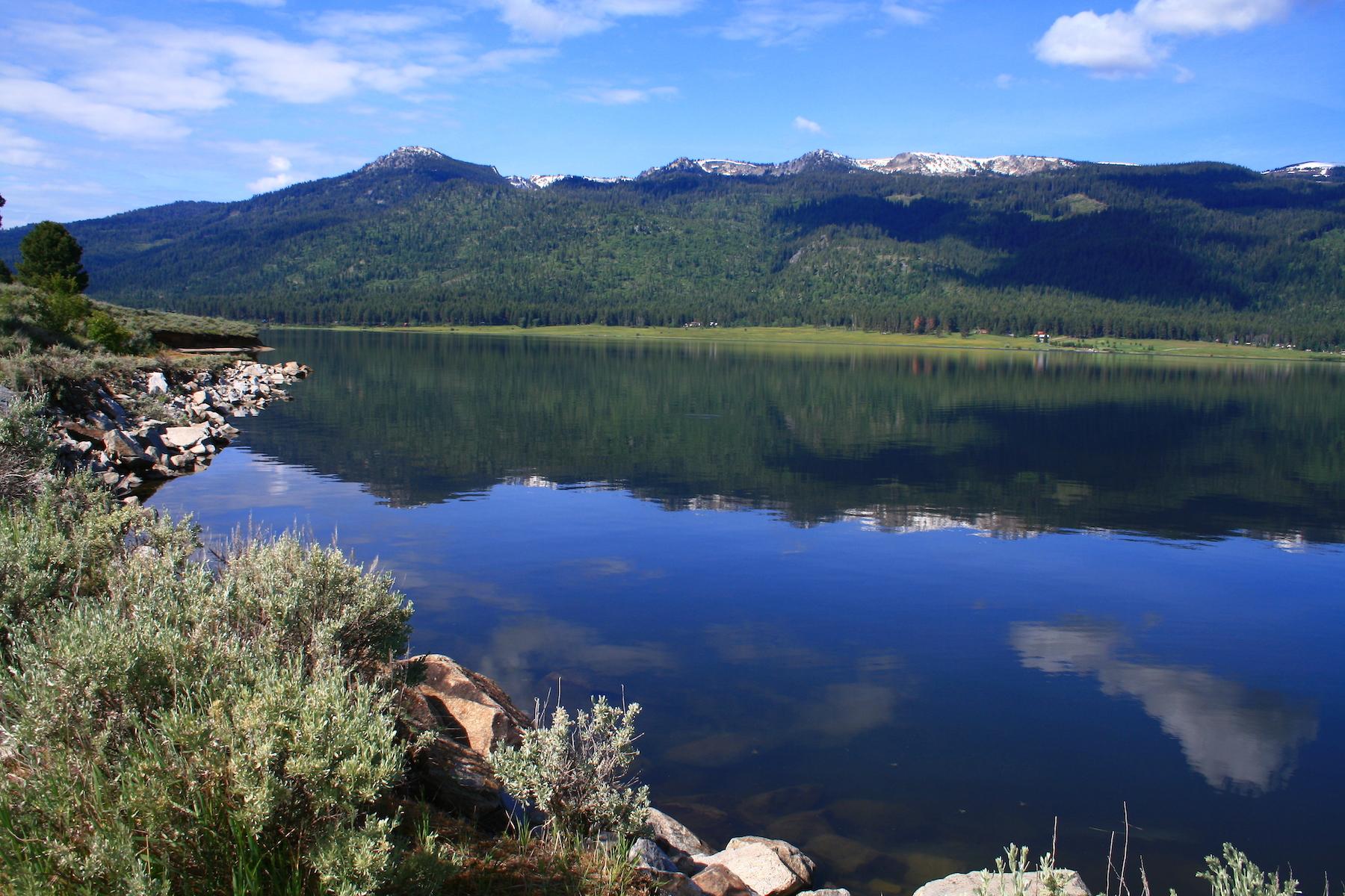 Valley county cascade lake idaho