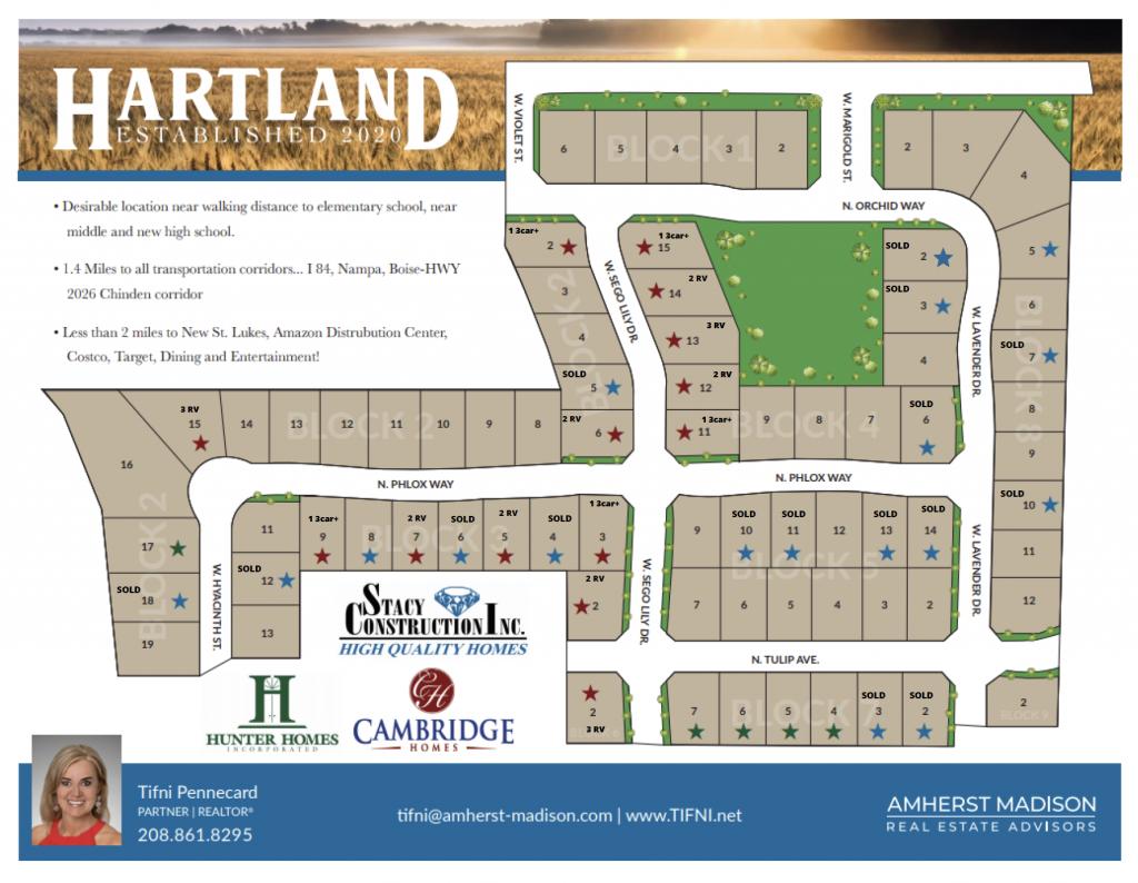 Hartland Subdivision